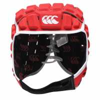 Canterbury Reinforcer Head Guard Red Ръгби