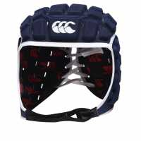 Canterbury Reinforcer Head Guard Navy Ръгби