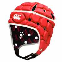 Canterbury Ventilator Headguard Red Ръгби