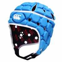 Canterbury Ventilator Headguard Blue Ръгби