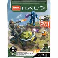 Halo Mega Construx Halo Infinite - Recon Getaway  Трофеи