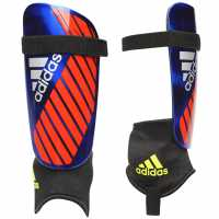 Adidas X Reflex Shinguards Blue/Red