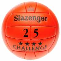 Slazenger Challenge Replica 1966 World Cup Final Football Orange Футболни топки