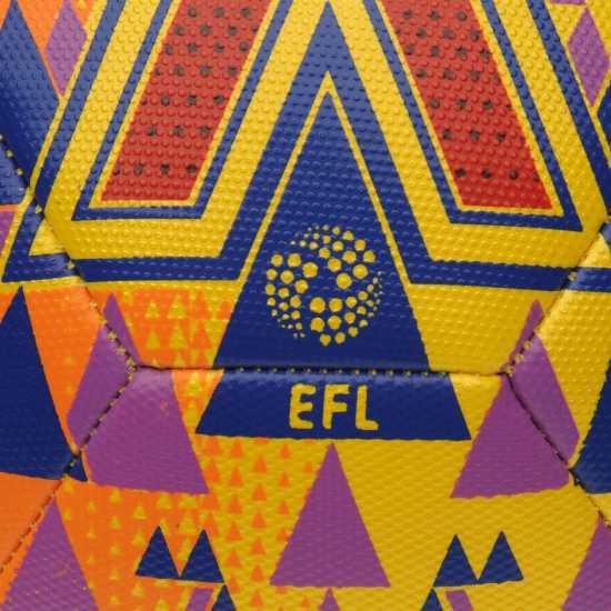 Mitre Delta Leg F Ball 00 Yellow Футболни топки