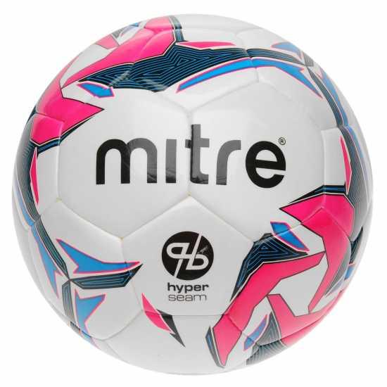 Mitre Pro Futsal Ball White Футболни топки