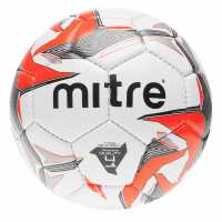 Mitre Tempest Futsal Football White Футболни топки