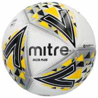 Mitre Delta Plus Football White Футболни топки