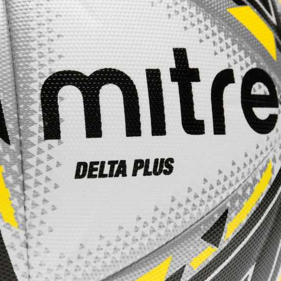 Mitre Delta Plus Football White Футболни топки
