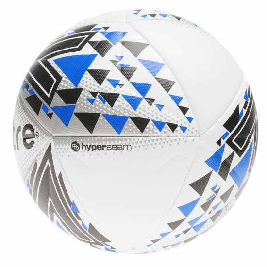 Mitre Футболна Топка Delta Hyperseam Football White Футболни топки