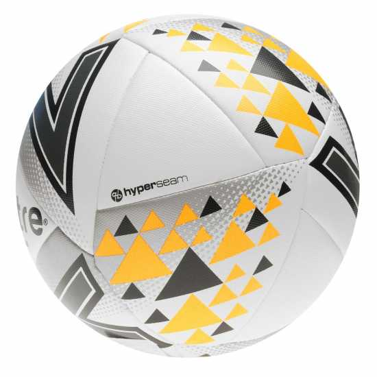 Mitre Футболна Топка Ultimatch Max Hyperseam Football White Футболни топки