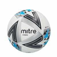 Mitre Футболна Топка Ultimatch Football White Футболни топки
