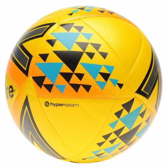 Mitre Футболна Топка Ultimatch Football Yellow Футболни топки