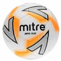 Mitre Impel Plus Football White Футболни топки