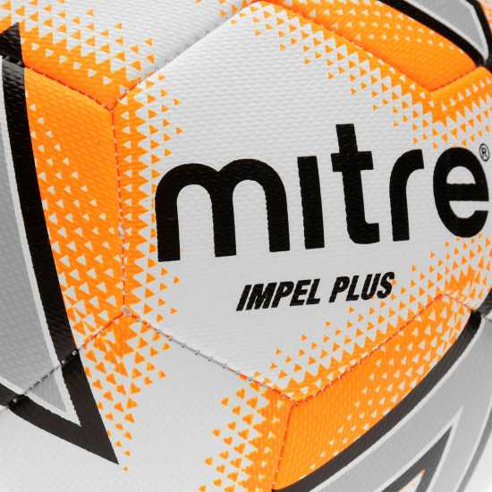 Mitre Impel Plus Football White Футболни топки