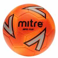 Mitre Impel Plus Football Orange Футболни топки