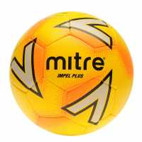 Mitre Impel Plus Football Yellow Футболни топки