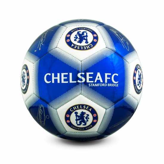 Team Футболна Топка С Автограф Signature Football Chelsea Футболни топки