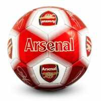 Team Футболна Топка С Автограф Signature Football Arsenal Футболни тениски на Арсенал