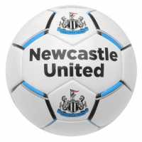 Team Футболна Топка С Автограф Signature Football Newcastle Футболни тениски на Нюкасъл Юнайтед