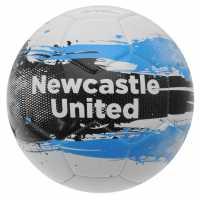 Team Футболна Топка Graphic Football Newcastle Футболни топки