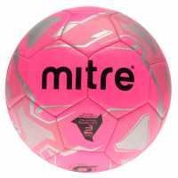 Mitre Футболна Топка Impel Football Pink Футболни топки