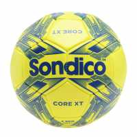 Sondico Corext F/b 00 Yellow/Blue Футболни аксесоари