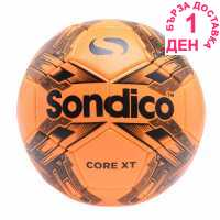 Sondico Football Orange/Black Футболни топки