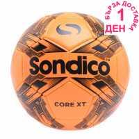 Sondico Football Orange/Black Футболни топки