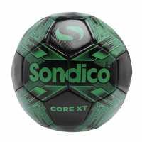 Sondico Corext F/b 00 Black/Green Футболни аксесоари