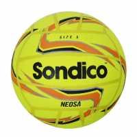 Sondico Футболна Топка За Зала Neosa Indoor Football Yellow Футболни топки