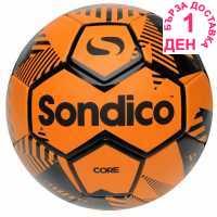 Sondico Футболна Топка Core Xt Football Orange/Black Футболни топки