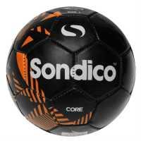 Sondico Футболна Топка Core Xt Mini Football Orange/Black Футболни топки