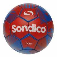 Sondico Футболна Топка Core Xt Mini Football Blue/Red Футболни топки