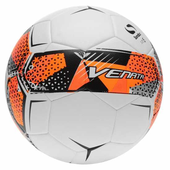 Sondico Футболна Топка Venata Football White Футболни топки