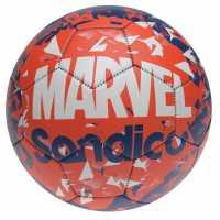 Sondico Футболна Топка Character Football Captain America Футболни топки