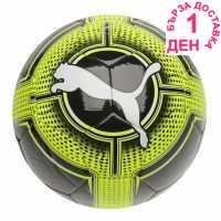 Puma Evopower 6 Training Ball Green/Black Футболни топки