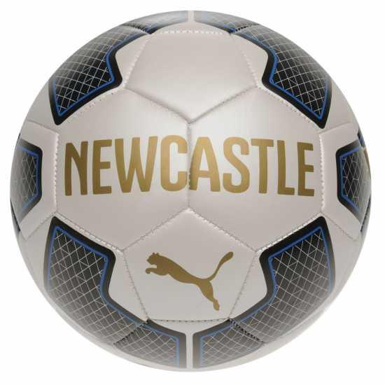 Puma Newcastle Fball00 White/Black Футболни топки
