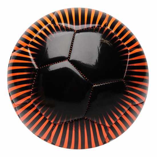 Puma Футболна Топка One Chrome Football Orange/Black Футболни топки