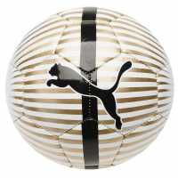 Puma Футболна Топка One Chrome Football White/Black Футболни топки
