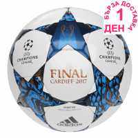 Adidas Uefa Champions League 2017 Final Sportivo Replica Football White/Blue Футболни топки