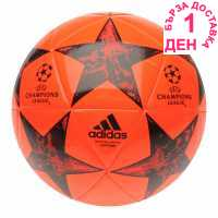 Adidas Uefa Champions League Final 2017 Capitano Football Solar Red Футболни топки