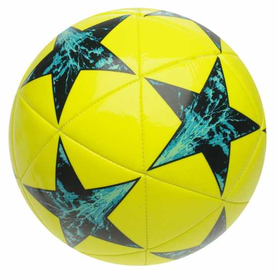 Adidas Uefa Champions League Final 2017 Capitano Football Solar Yellow Футболни топки