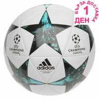 Adidas Uefa Champions League Final 2017 Capitano Football White/Blue Футболни топки