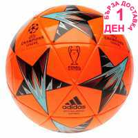 Adidas Ucl Final Kiev Capitano Replica Football Solar Orange Футболни топки