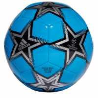 Adidas Football Uniforia Club Ball Blue/Black Футболни топки