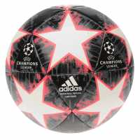 Adidas Glider Finale Football Black/Wht/Red Футболни топки