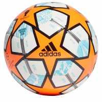 Adidas Football Uniforia Club Ball Orange/White Футболни топки