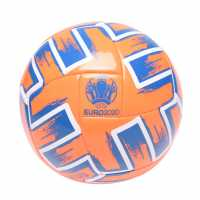 Adidas Football Uniforia Club Ball EU Orange Футболни топки
