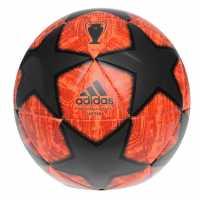 Adidas Glider Finale Football (X1) Solar Orange Футболни топки