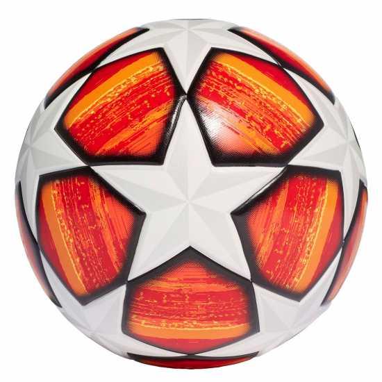 Adidas Champions League Top Training Football White Футболни топки